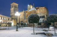 La nieve ha llegado a Ciudad Real