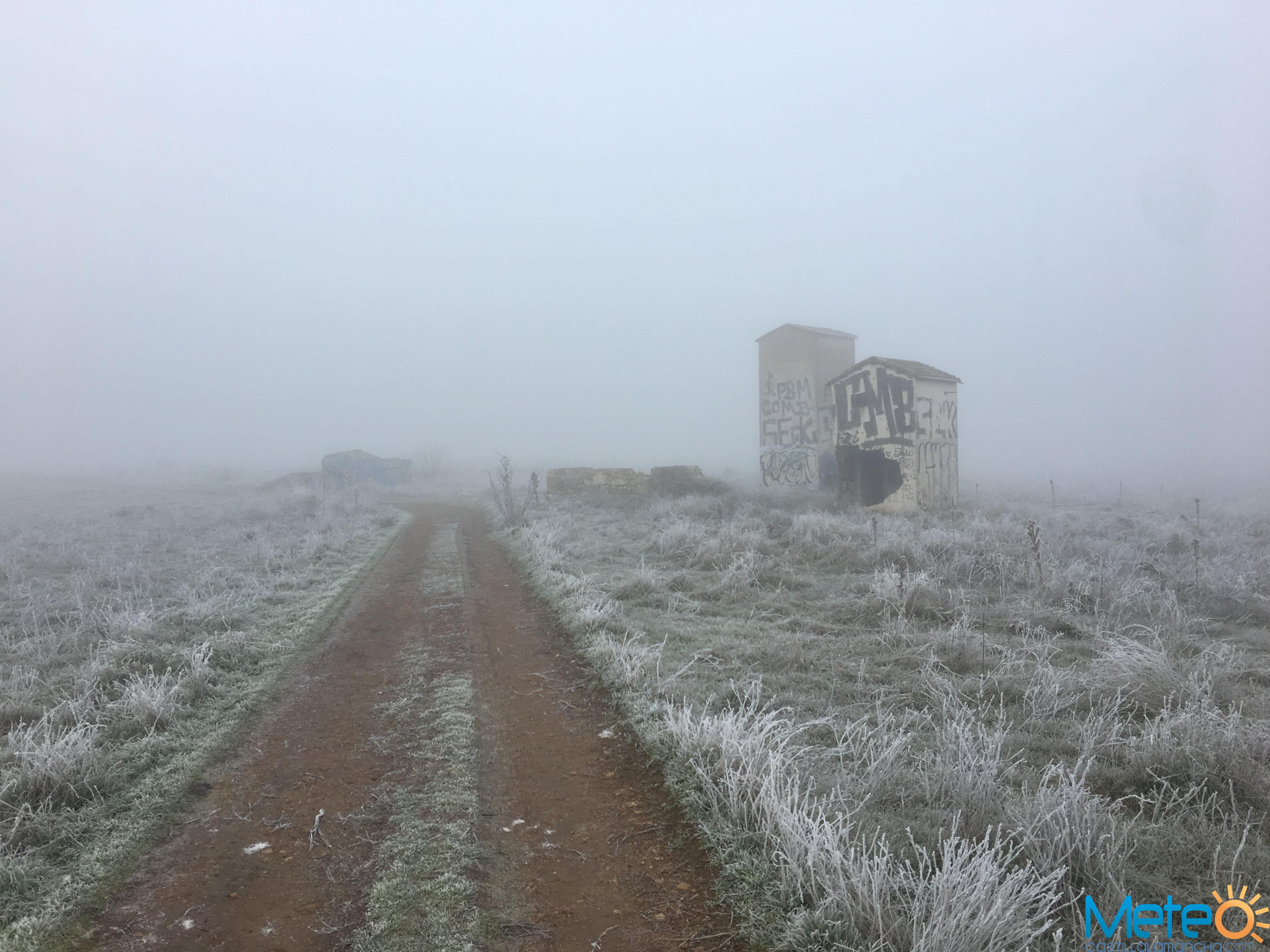 Un comienzo de enero (no tan) gélido en la provincia de Ciudad Real