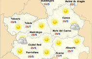 Martes Santo de buen tiempo en Castilla La Mancha