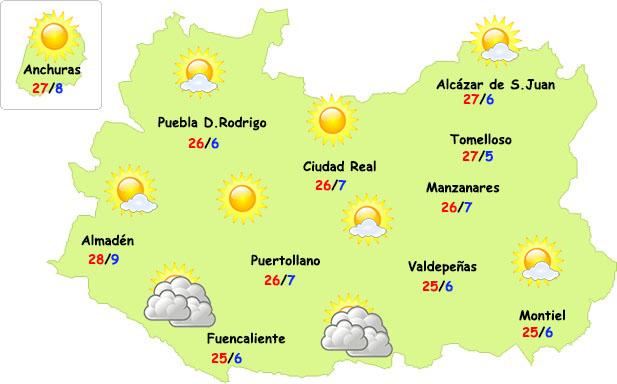 Miércoles Santo de estabilidad en Ciudad Real