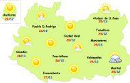 El tiempo en Ciudad Real: finde sin calor