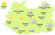 El tiempo en Ciudad Real: empieza a remitir el calor