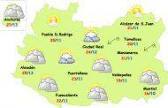 El tiempo en Ciudad Real: menos calima