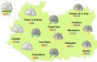 Regresa la lluvia a la provincia de Ciudad Real