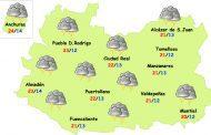 Junio empezará con tormentas en Ciudad Real