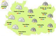 El tiempo en Ciudad Real: vuelven algunas tormentas