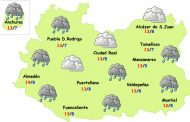 El tiempo en Ciudad Real: lluvias, pero más débiles