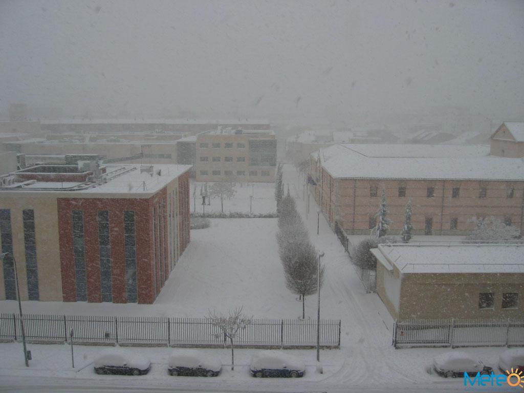 Décimo aniversario de una nevada histórica