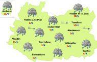 El tiempo en Ciudad Real: inestabilidad