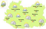 El tiempo en Ciudad Real: cesa la lluvia y suben las temperaturas