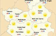 Domingo de Ramos primaveral en Castilla La Mancha