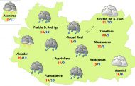 Este viernes seguirá lloviendo en Ciudad Real