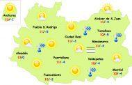 El tiempo en Ciudad Real: sol y frío