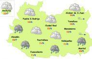 El tiempo en Ciudad Real: muchas nubes, poca lluvia