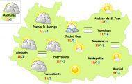 Breve tregua de lluvias este miércoles
