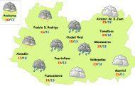 Viernes de lluvia en Ciudad Real