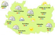 Pico de intenso calor este lunes en Ciudad Real