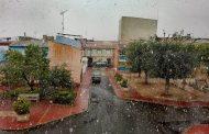 Ciudad Real registra su nevada más temprana