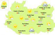El tiempo en Ciudad Real: para de llover y suben las temperaturas