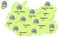 Un frente romperá la monotonía meteorológica en Ciudad Real este jueves