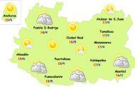 El tiempo en Ciudad Real: se marchan las lluvias