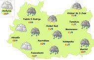 Nuevas lluvias este Sábado Santo en Ciudad Real