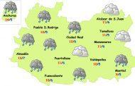 El tiempo en Ciudad Real: nuevas lluvias y frío