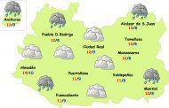 El tiempo en Ciudad Real: últimos días de lluvia