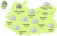 El tiempo en Ciudad Real: más nubes, menos calor