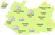 El tiempo en Ciudad Real: subidón de temperaturas