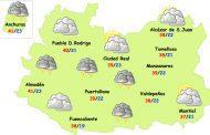 El tiempo en Ciudad Real: alguna tormenta, pero calor muy intenso