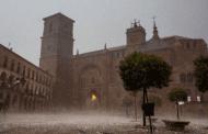 Las tormentas de granizo se ceban con el Campo de Montiel