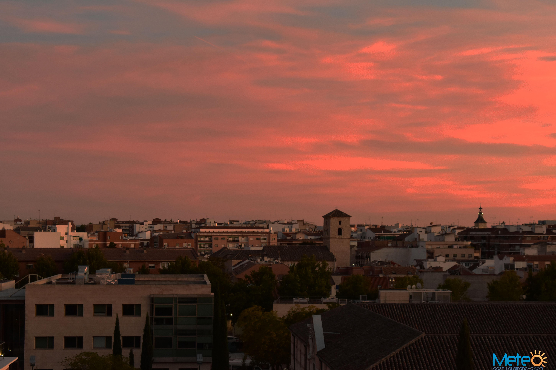 Ciudad Real bate el récord de temperatura mínima más alta para noviembre