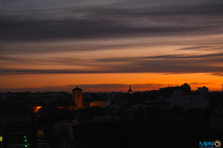 Ciudad Real supera el récord de temperatura mínima más alta para diciembre