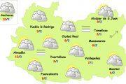 El tiempo en Ciudad Real: aumentan las nubes