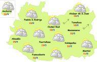 El tiempo en Ciudad Real: remite la lluvia, pero seguirá el viento