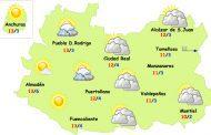 El tiempo en Ciudad Real: regresan las (muy) débiles lluvias