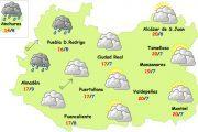 Jueves de menos lluvias en la provincia de Ciudad Real