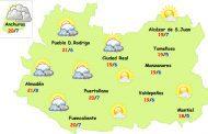 El tiempo en Ciudad Real: remiten las lluvias