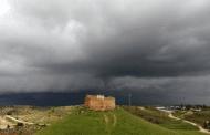 Las tormentas golpean este fin de semana al Campo de Montiel