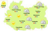 El tiempo en Ciudad Real: fin de semana caluroso y leve inestabilidad el sábado