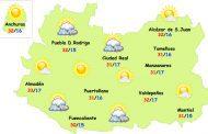 El tiempo en Ciudad Real: suben (poco) las temperaturas