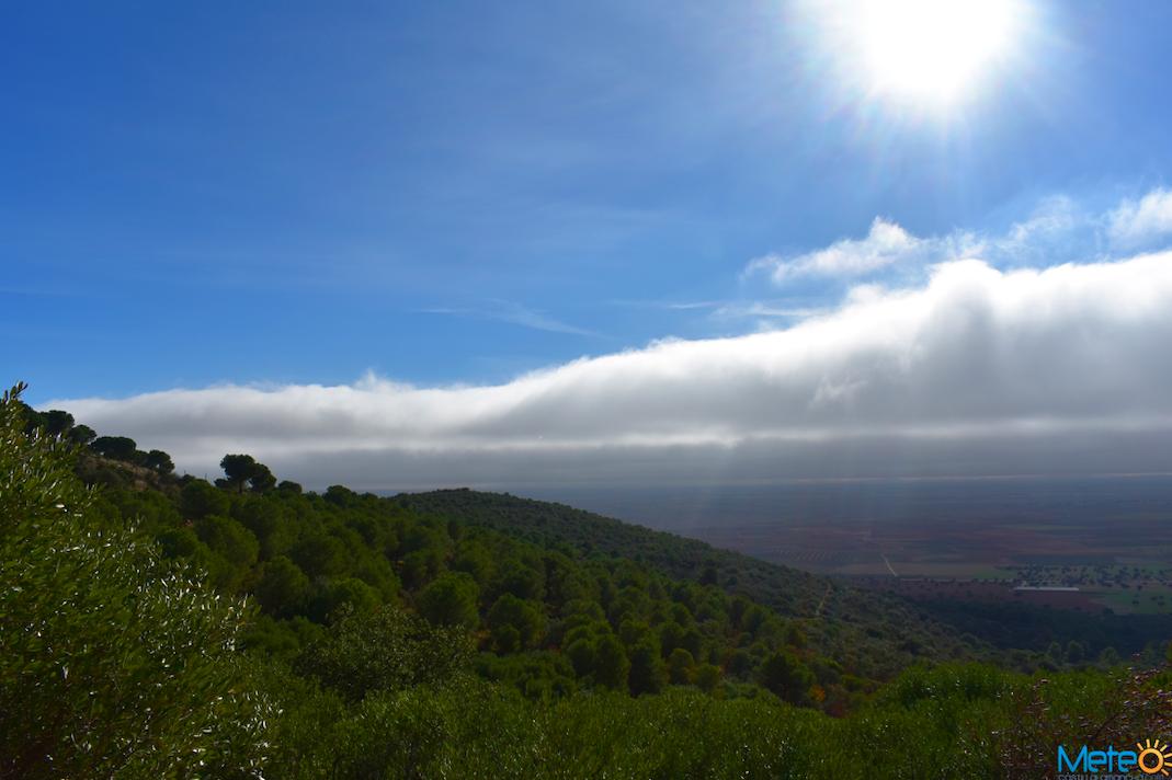 La sierra de la Virgen, una desconocida de la provincia de Ciudad Real
