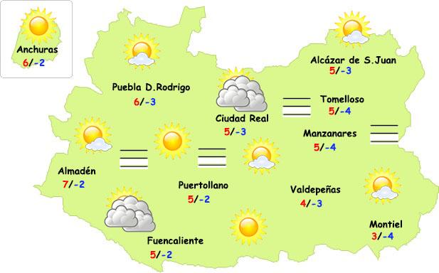 Los Reyes Magos llegarán el martes con frío intenso a Ciudad Real