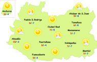 El tiempo en Ciudad Real: suben, sobre todo, las temperaturas máximas