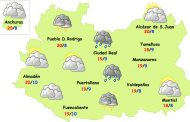 El tiempo en Ciudad Real: alguna lluvia el jueves