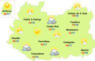 El tiempo en Ciudad Real: bajada (ligera) de temperaturas el domingo