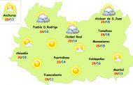 El tiempo en Ciudad Real: fuerte bajada de temperaturas
