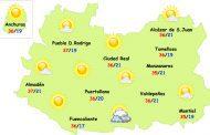 El tiempo en Ciudad Real: empieza la subida de temperaturas