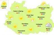 El tiempo en Ciudad Real: fin de la ola de calor y descenso de temperaturas